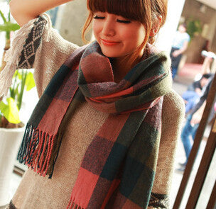 2016 Autumn and Winter Wool Fashion Leisure Scarf - Gifts Leads
