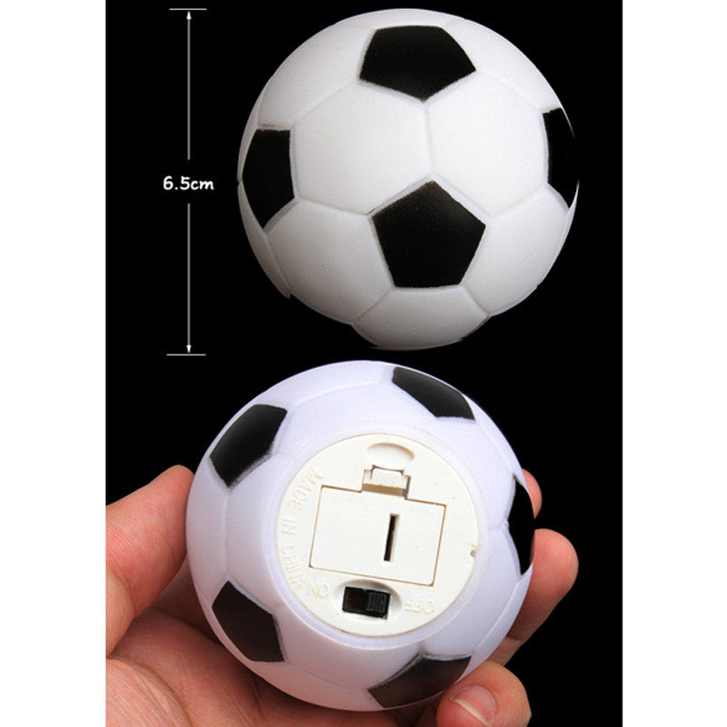 LED Color Changing Night Light Football Lamp Mood Party Christmas Decoration GIft Promotion