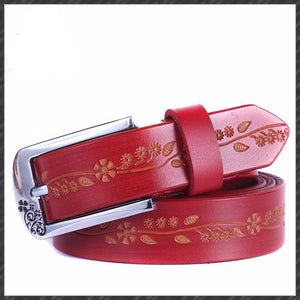 2016 Genuine Leather men belts brand belts