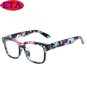 High-grade V-Shaped Box Eyeglasses Frame Brand