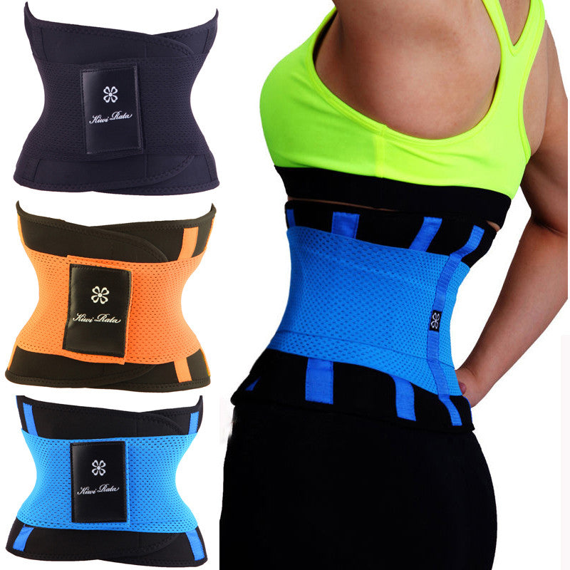 Man Women Xtreme Thermo Power Hot Body Shaper Girdle Belt