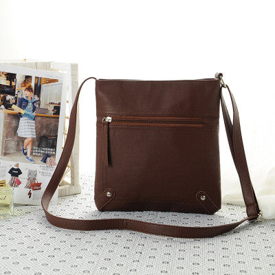 Splendid 2016 brands fashion Newest  Fashion Womens Leather Satchel Cross Body Shoulder Messenger Bag Handbag Women Lady