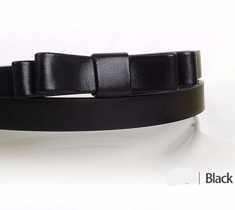 2016 Accessories Women's Square Toe Thin Belt - Gifts Leads