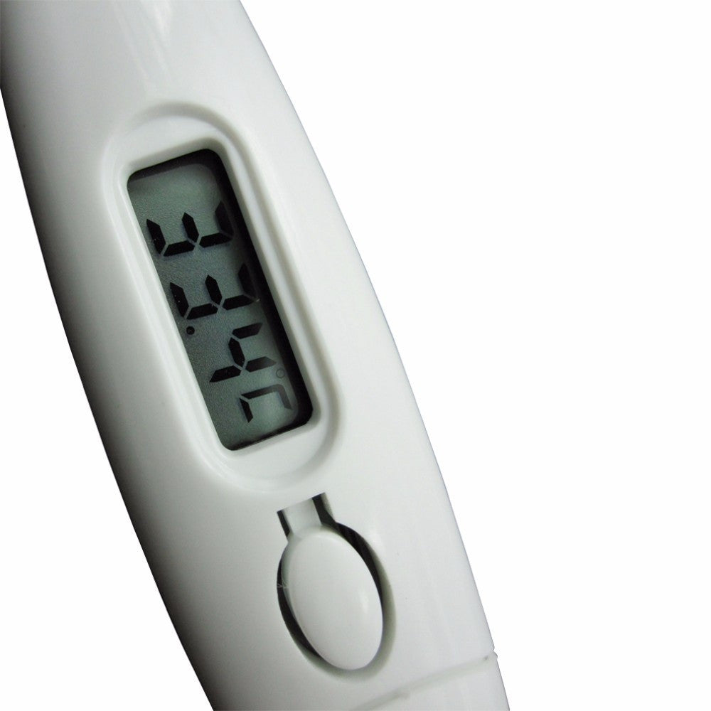 1pcs Baby Child Adult Body Digital LCD Heating Thermometer Temperature Measurement - Gifts Leads
