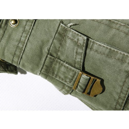 Cool Men's Cotton Casual Military Army Cargo Camo Combat Work