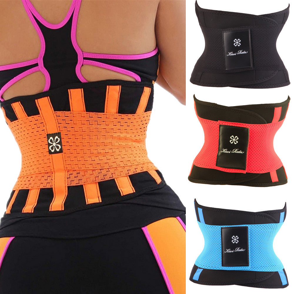 2016 Hot Body Shaper Slim Waist Tummy Girdle Belt
