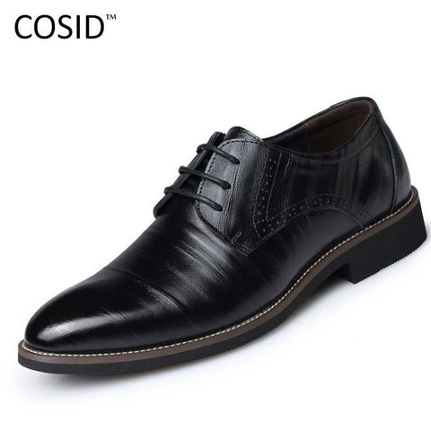 New 2016 Oxford Shoes For Men Dress Shoes