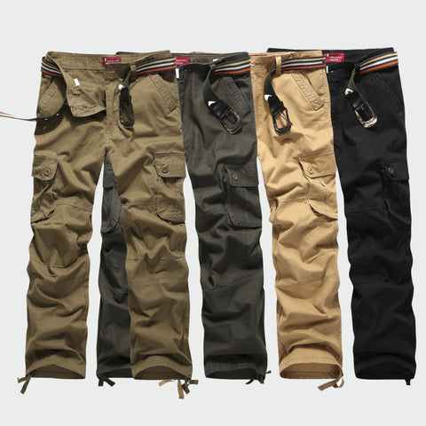 2016 Fomous Brand Mens Military Cargo Pants for Men