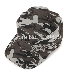 5 Colors Unisex Fashionable Men Women Sun Visor Army