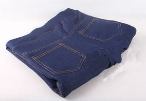Jeans Leggings Winter Warm Thickening Fleeces Pencil