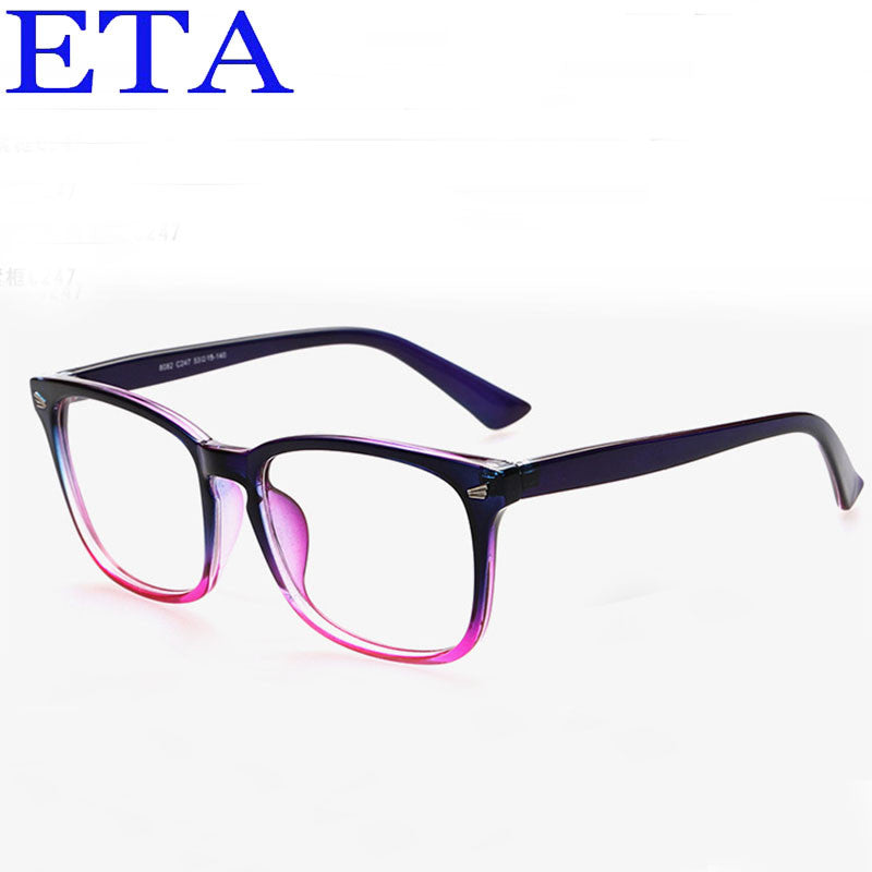 2016 New Eyeglasses Men Women Suqare Brand Designer