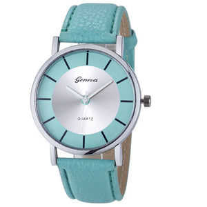 Watch Women Casual Sports Clock Wristwatches Men's