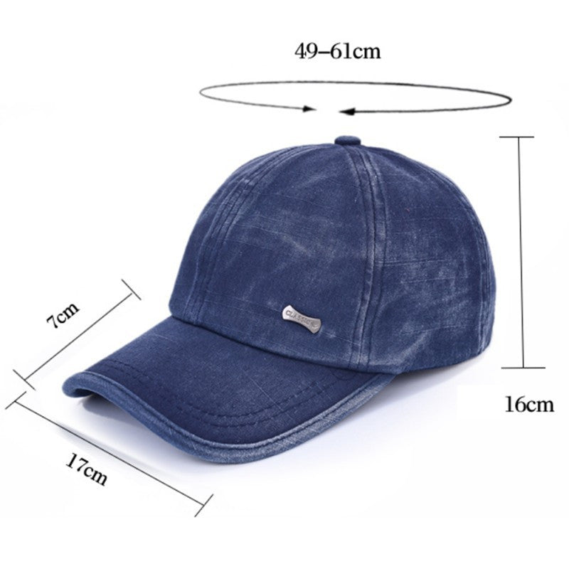 New Summer Style Cadet Military Baseball Sport Cap Mens Womens