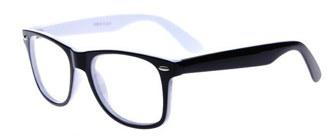 2016 Fashion Big Glasses Frame Men And Women Retro - Gifts Leads