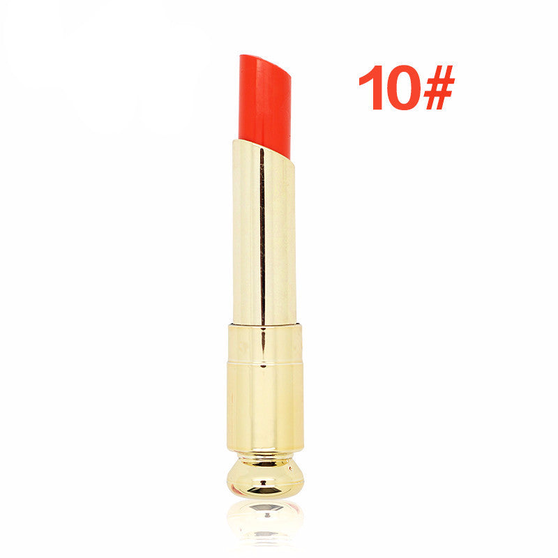 1pcs Hot Sell famous brand 3G long lasting beauty heroine lipsticks professional makeup waterproof lipstick cosmetic batom - Gifts Leads