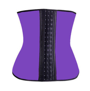 Waist Body Shaper Sexy women Deportiva Sport Latex