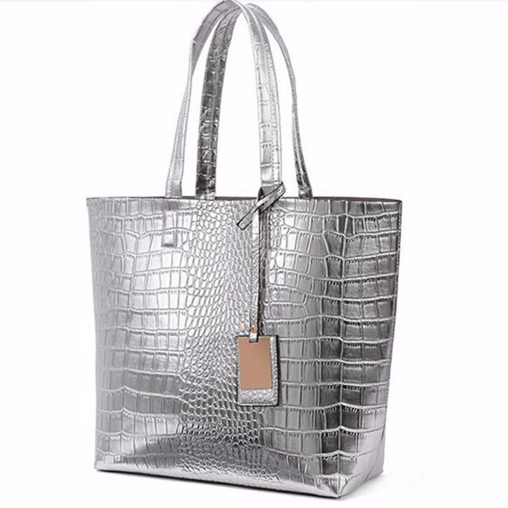 Luxury Spanish Brand Women Beach Crossbody Crocodile Designer Handbag High Quality Sac a Main Bolsos Casual Tote Shoulder Bags