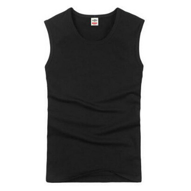 2016 Summer New Tank Tops Men Undershirt Brand High Quality