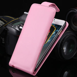 High Quality PU Leather Case Flip Magnetic Smart