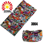 2016 Outdoor Multifunctional Bandana Seamless Tubular Bandana