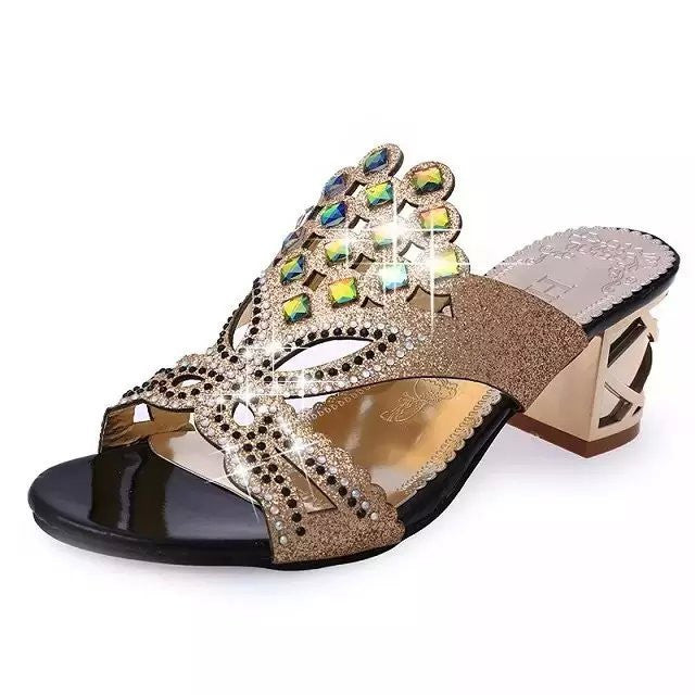 New 2016 Womens Sandals High Heel sandals female