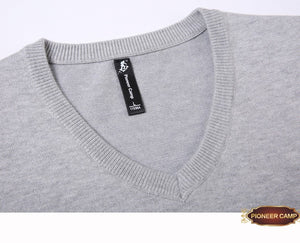 2016 new fashon mens sweaters casual pullover cotton