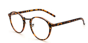 Retro round eyes frame ultralight frame non-mainstream
