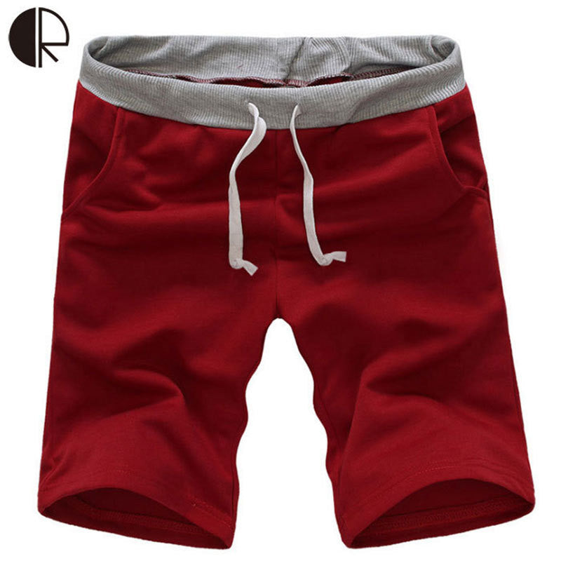 Fashion Comfortable Shorts Men Gym Sport Jogging Beach