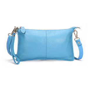 2016 Genuine Leather Women Bag Party Clutch Evening Bags