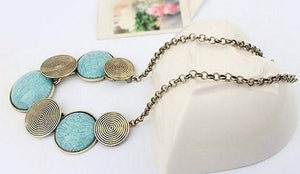 Fashion Retro hot sale bubble necklace choker
