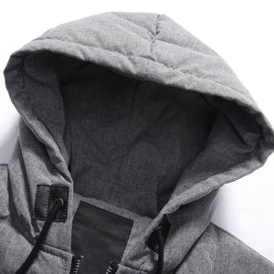 Brand winter jacket  keep warm Men's coat overcoat Outwear