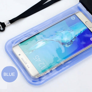 Waterproof Bag Pouch Case For Samsung Galaxy