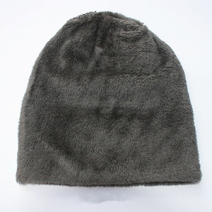 Men Warm Hats Beanie Hat 2015 Winter Knitting Wool Hat