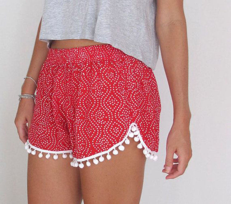 Hot Fashion Women Lady's Sexy Summer Casual Shorts