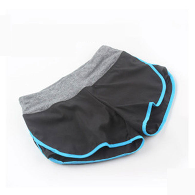 Fitness Gym Sport Shorts Women Outdoor Sportsweat Anti Emptied Running Shorts Gym Jogging Workout Swaetpant Cotton Shorts Casual