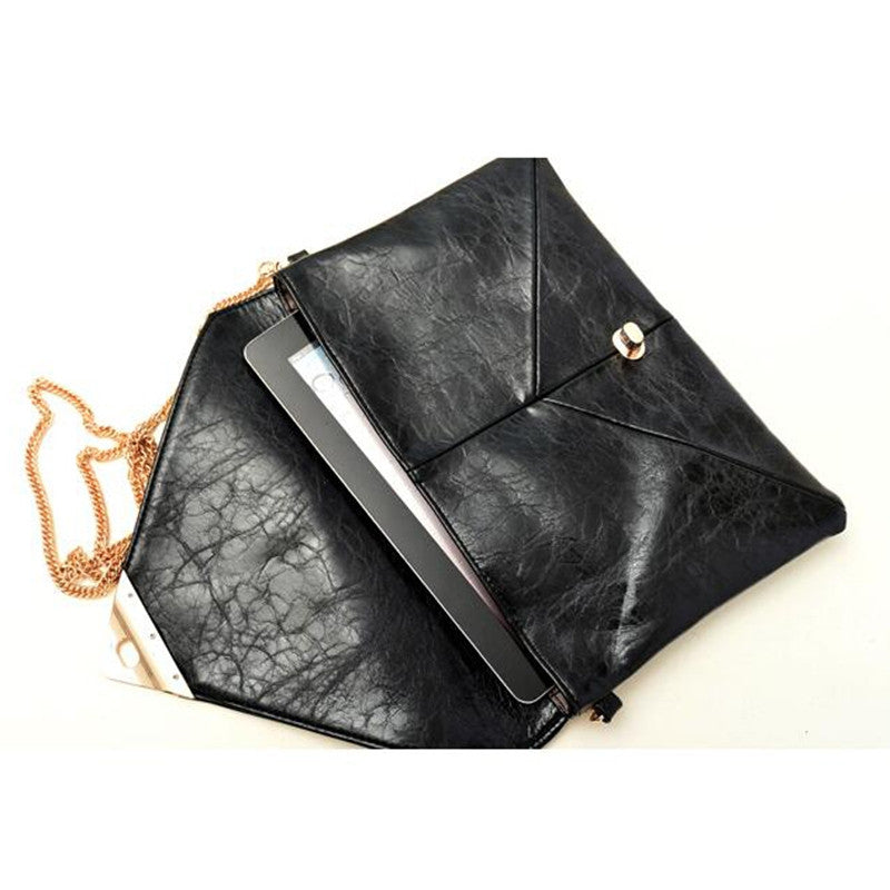 2016 Hot Promotion! Envelope clutch bag messenger bag
