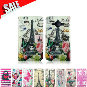 Durable Luxury Wallet PU Leather Case For Samsung Galaxy
