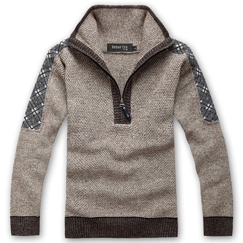 Male autumn & winter brand sweter sweater Men's