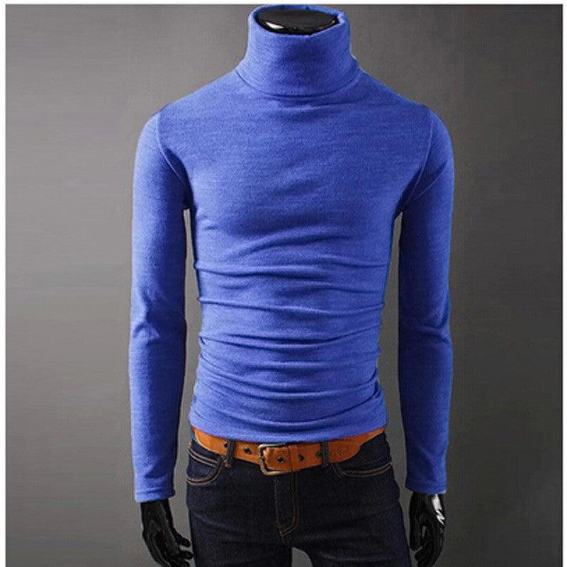 New Winter 2016 Fashion Men Pullovers Long Sleeve