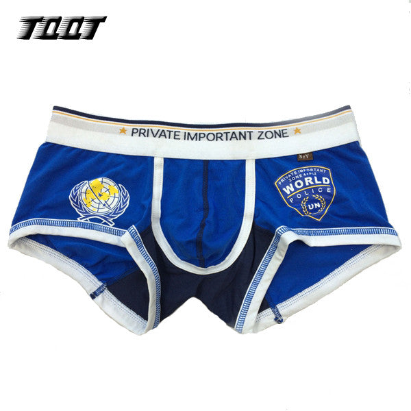 New fashion men's underwear/ Fashion men's boxer