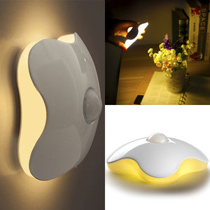 Human Sensor Night Lights Human Body Auto Motion Light Sensor Induction Lamp