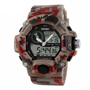 Men Sports Watches Waterproof Fashion Casual Quartz Watch