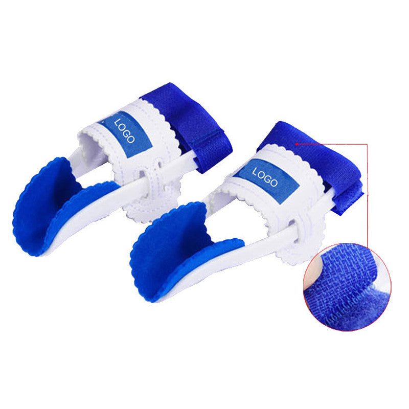 1pair 2016 New Unisex Big Toe Bunion Foot Pain Relief Hallux Valgus Night Splint Straightener Hot Sale Toe Separator - Gifts Leads