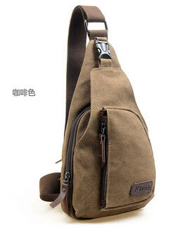 2016 New Fashion Man Shoulder Bag Men Sport Canvas Messenger