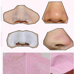 10pcs Holika Holiak Pig Nose Mask Remove Blackhead Acne Remover Clear Black Head 3 Step Kit Beauty Clean Cosmetic Accessory C035 - Gifts Leads
