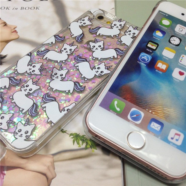 Super Cute With Our All Over Print Unicorn Case