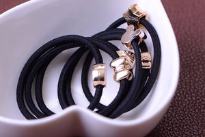 10 Pcs New Fashion Women Hair Accessories Cute Black - Gifts Leads