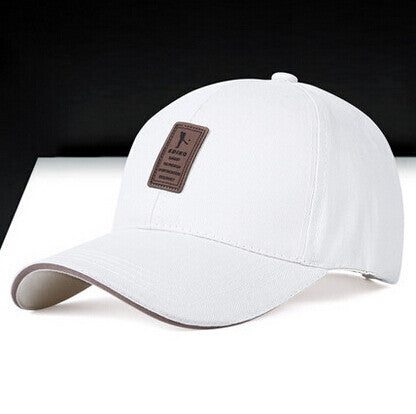 Golf Logo Cotton Baseball Cap Sports Golf Snapback Outdoor
