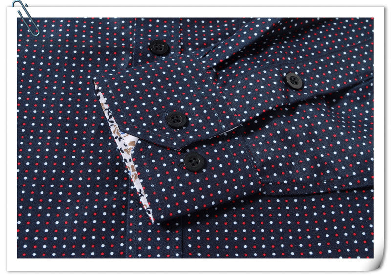 Spring Summer 2016 Mens Floral Printed Dress Shirts