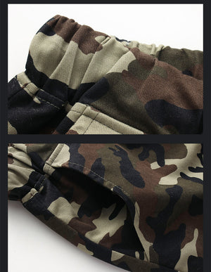 2016 HOT Dnine autumn army fashion hanging crotch jogger pants